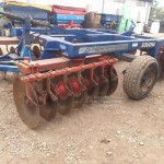 Disc agricol in X,  Souchu Pinet SX 28, an 2000, latitime 3,5 m